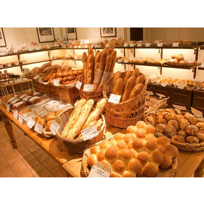 オーボンパン ビゴの店