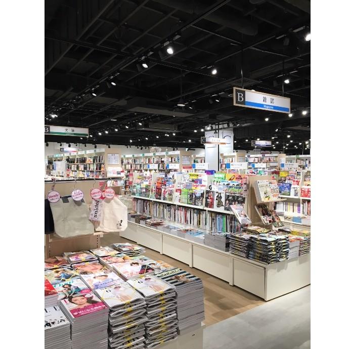 HMV&BOOKS SHINSAIBASHI(エイチエムヴイ アンド ブックス シンサイバシ)