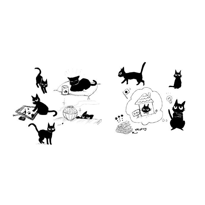 猫カフェ コックンの別荘