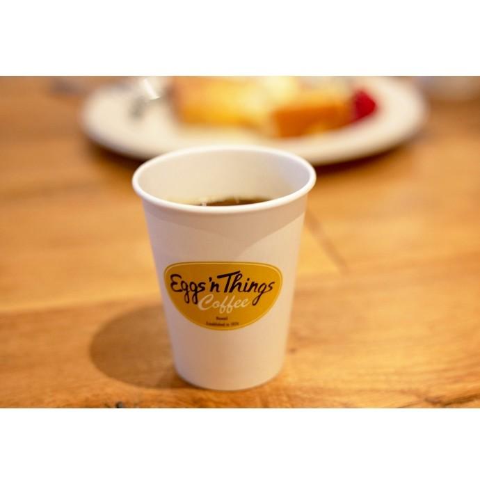 エッグスンシングス コーヒー