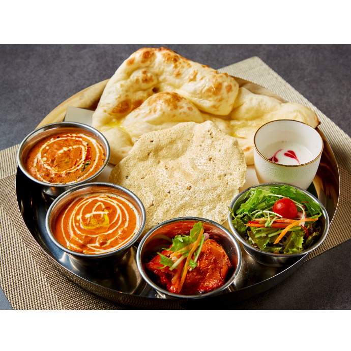 インド料理 ビップ ビスヌ
