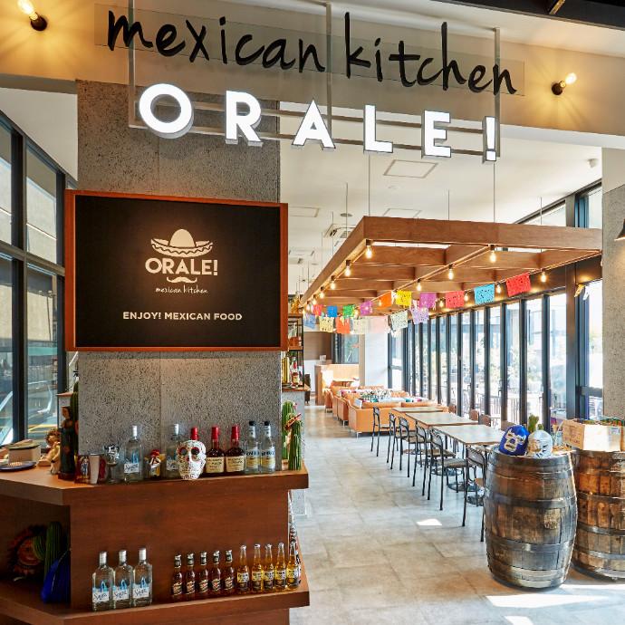 メキシカンキッチン オラレ