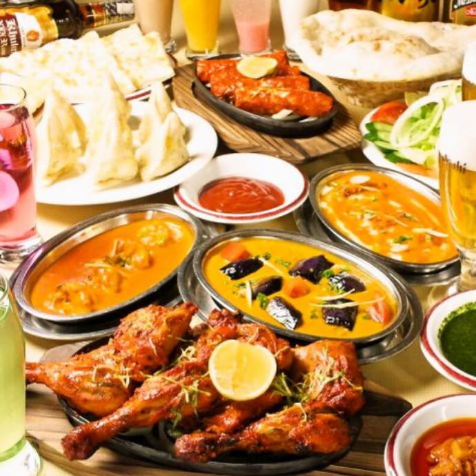 インド料理 シャンカル プロデュース バイ ナマステ ボウエキ