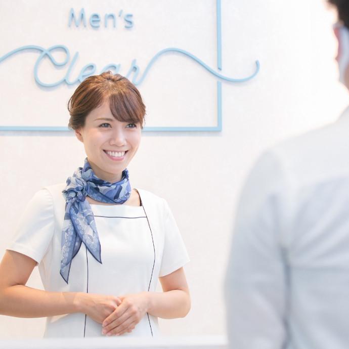 メンズクリア 秋田OPA店