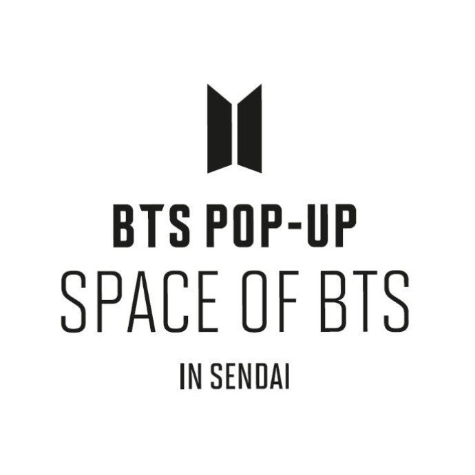 BTS POP-UP:SPACE OF BTS IN SENDAI