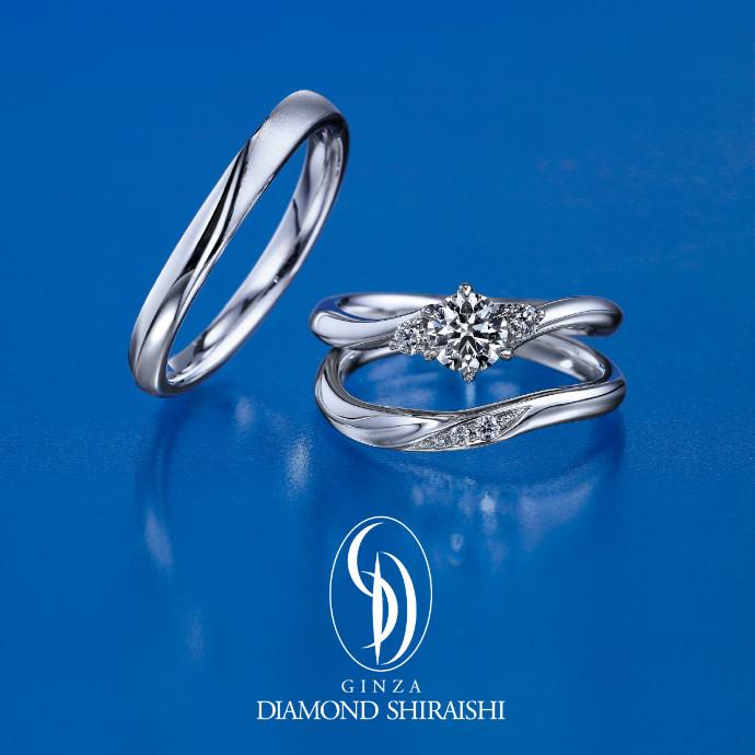 銀座ダイヤモンドシライシ / エクセルコダイヤモンド