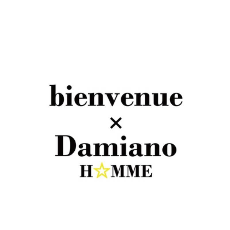 bienvenue × Damiano HOMME