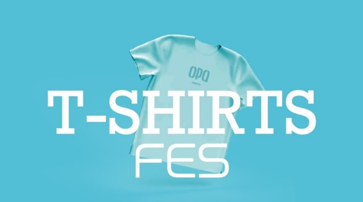 Tシャツ FES