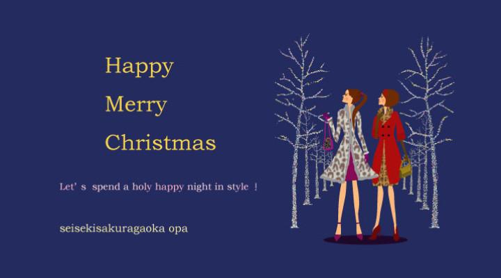 ☆Happy Merry Christmas☆fasion