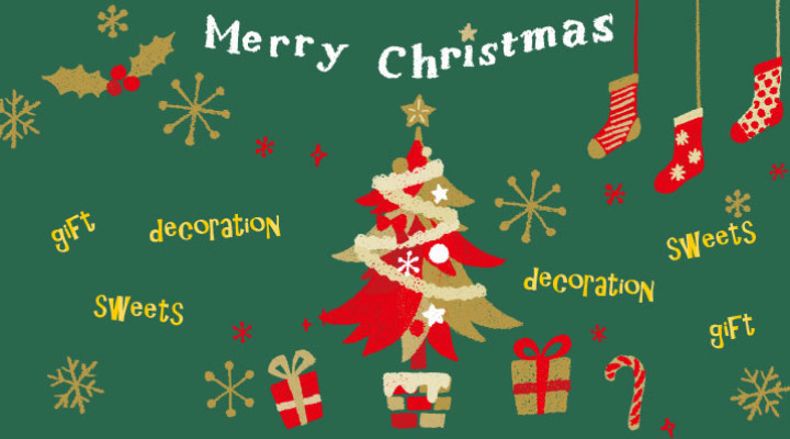 ☆Happy Merry Christmas☆gift・decoration・sweets