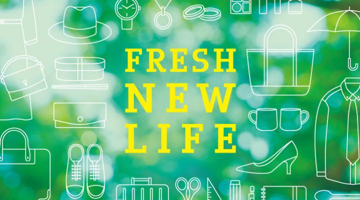 FRESH NEW LIFE!!
