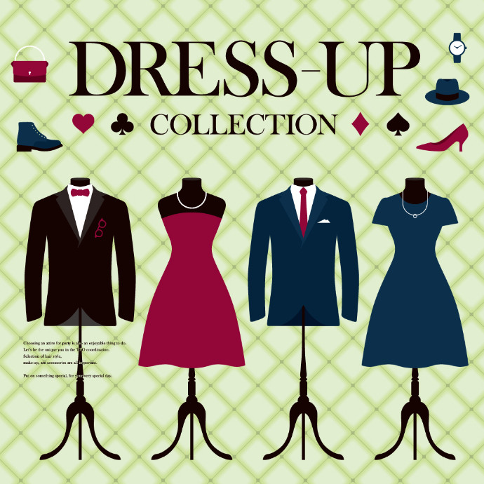 DRESS-UP  COLLECTION