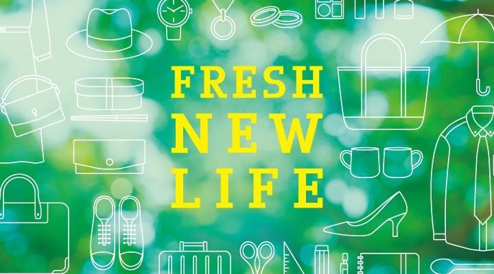 FRESH NEW LIFE