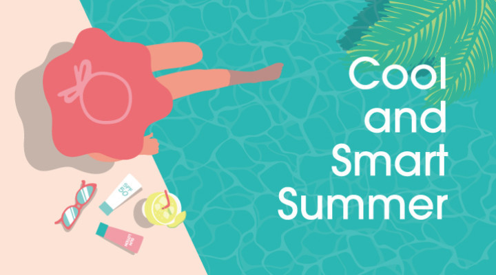 Cool and Smart Summer