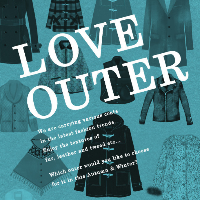 LOVE OUTER💙